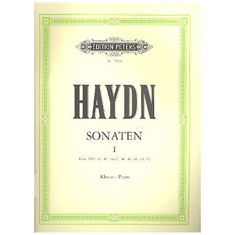 Haydn, J.: Sonaten Band I
