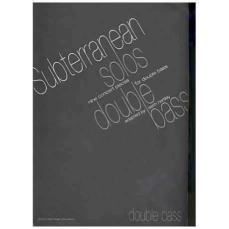 Hartley, K.: Subterranean Solos