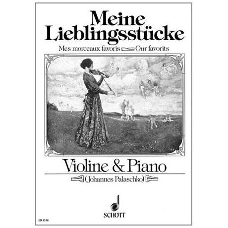 Palaschko, Johannes: Meine Lieblingsstücke