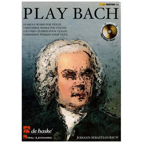 Play Bach (+CD)
