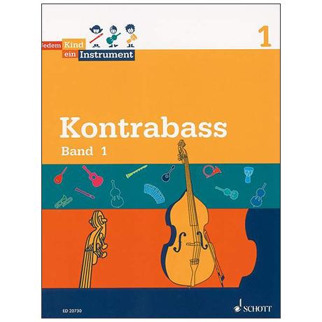 Jedem Kind ein Instrument - Kontrabass Band 1