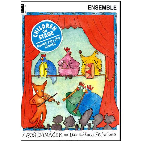Children on Stage - Janácek, L.: Das schlaue Füchslein