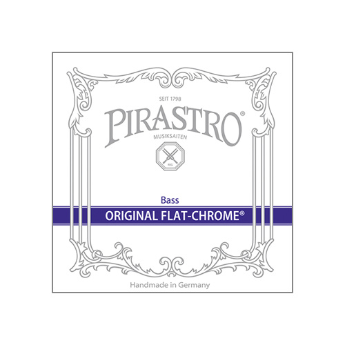 PIRASTRO Original Flat-Chrome Basssaite E