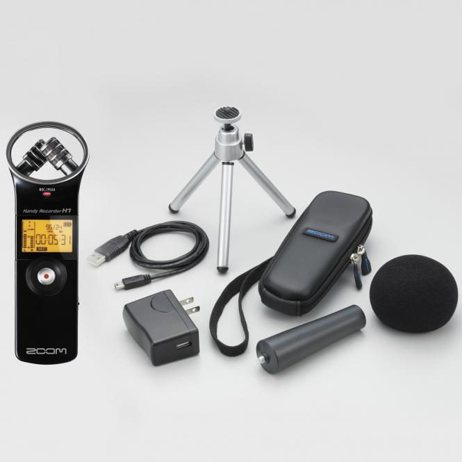 ZOOM H-1 Recorder 2.0
