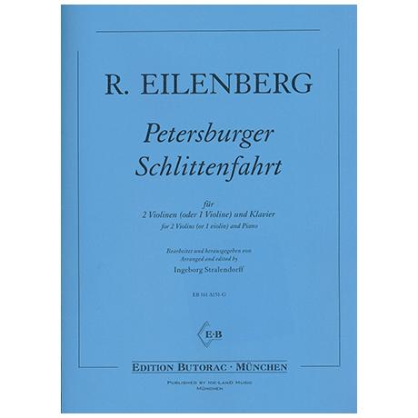 Eilenberg, R.: Petersburger Schlittenfahrt