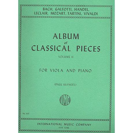 Klengel, P.: 24 Klassische Stücke Band 2