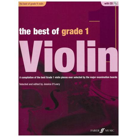 The Best Of Grade 1 Violin (+CD)