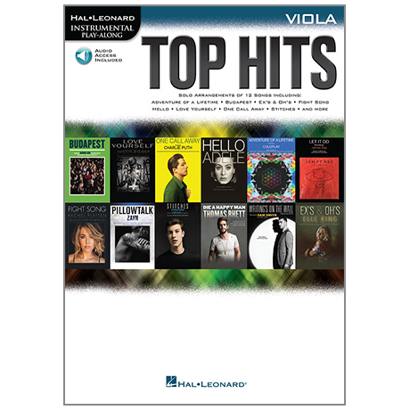Top Hits (+Online Audio)