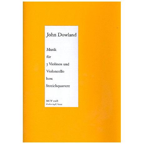 Dowland, J.: Musik