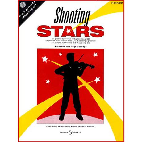 Colledge, K. & H.: Shooting Stars (+ CD)