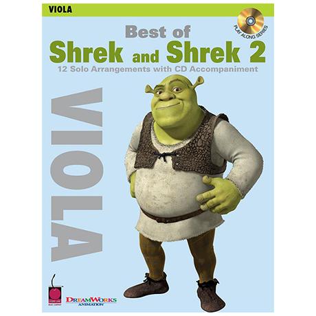 Best of Shrek and Shrek 2 (+CD)