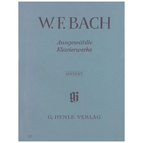 Bach, W.F.: Ausgewählte Klavierwerke