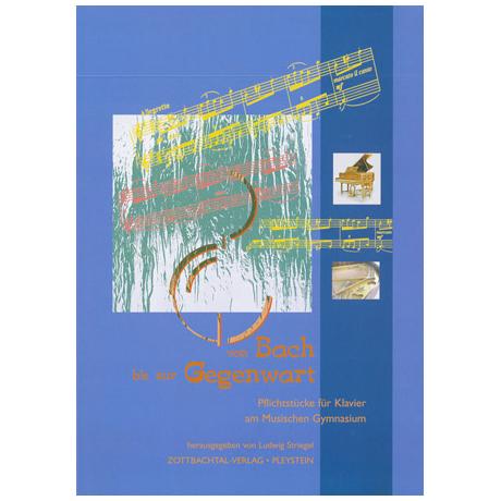 Von Bach bis zur Gegenwart (+2 CDs)