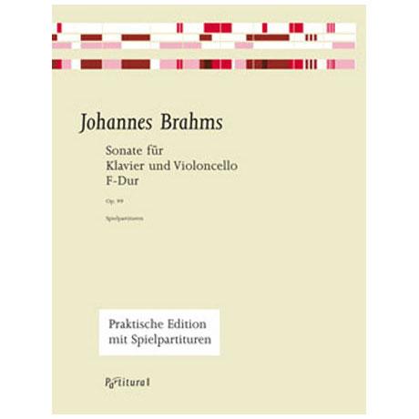 Brahms, J.: Sonate F-Dur Op.99