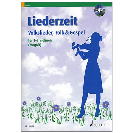 Magolt: Liederzeit (+CD)