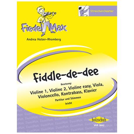 Holzer-Rhomberg: Fiddle-de-dee