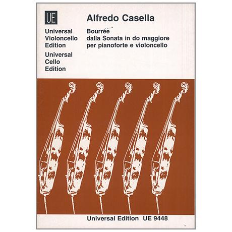 Casella, A.: Bourrée dalla Sonata C-Dur