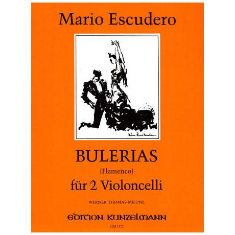 Escudero, M.: Bulerias