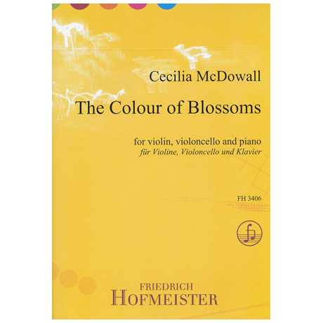 McDowall, C.: The Colour of Blossoms