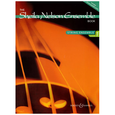 The Sheila Nelson Ensemble Book Band 1