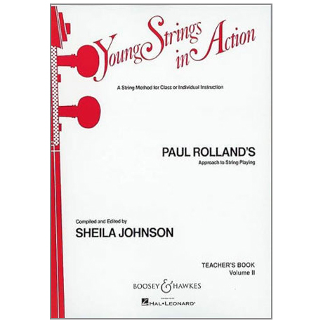 Rolland, P.: Young Strings in Action Band 2
