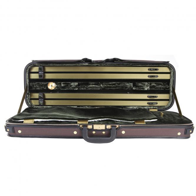 Original JAEGER Prestige Geigenkasten