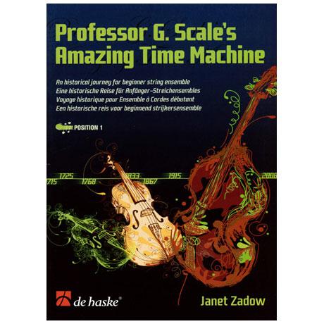 Professor G. Scale's Amazing Time Machine