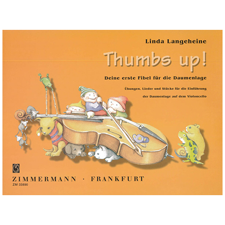 Langeheine, Linda: Thumbs Up