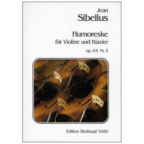 Sibelius, J.: Auf der Heide - Humoreske Op.115 Nr.3