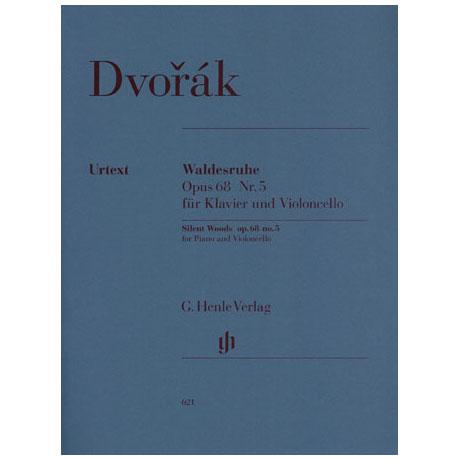 Dvořák, A.: Waldesruhe, Op. 68 Nr. 5 Urtext