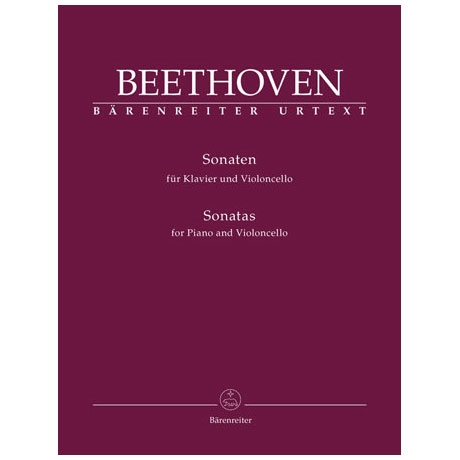 Beethoven, L.v.: Sonaten - Urtext