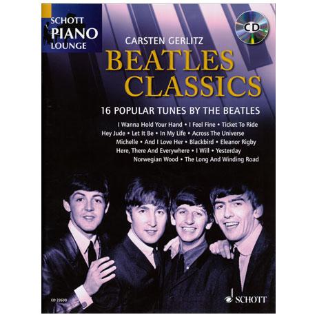 Gerlitz, C.: Beatles Classics (+CD)