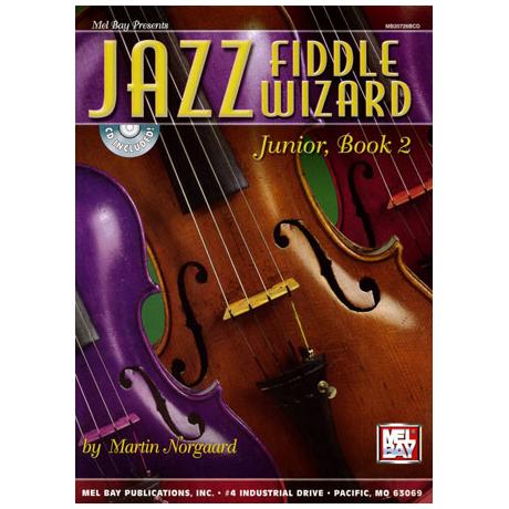 Jazz Fiddle Wizard Junior Band 2 (+online Audio)