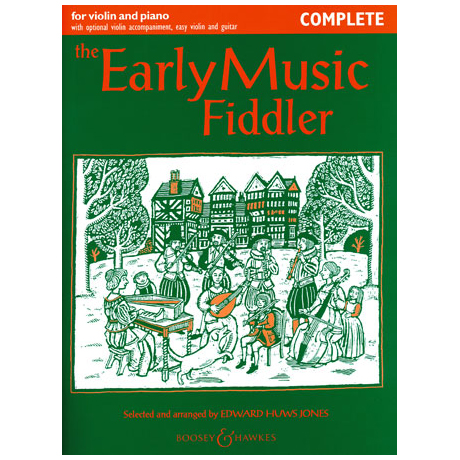 The Early Music Fiddler (Complete Edition)