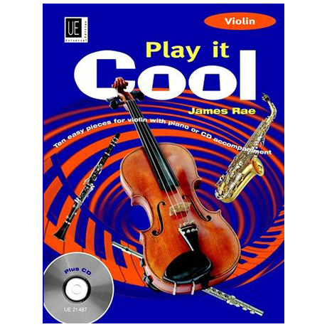 Rae, J.: Play it Cool (+CD)