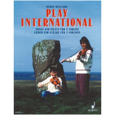 Williams, B.: Play International