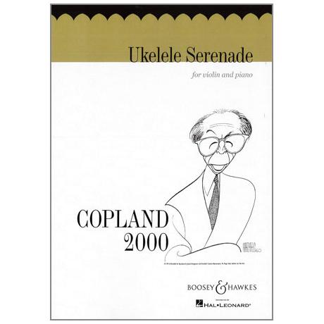 Copland, A.: Ukelele Serenade
