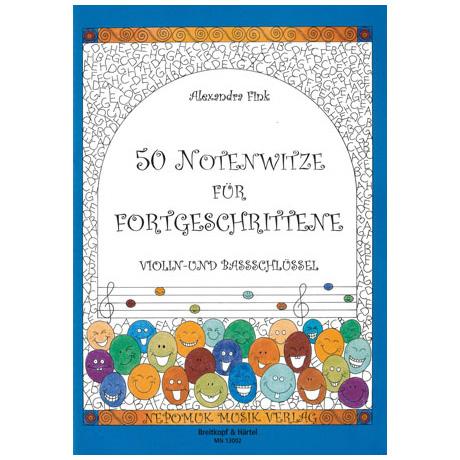 Fink, A.: 50 Notenwitze