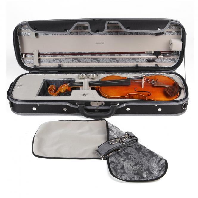 PACATO Argento Violinkoffer