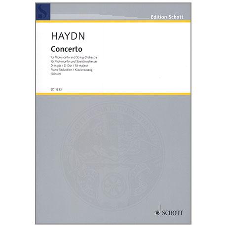 Haydn, J.: Concerto D-Dur