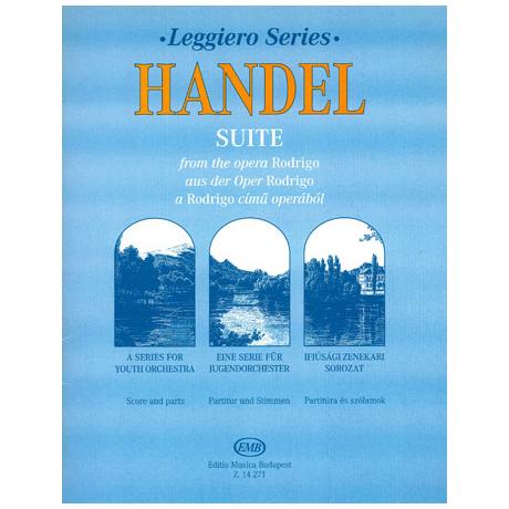 Leggiero - Händel: Suite aus der Oper Rodrigo