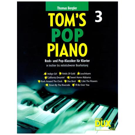 Bergler: Tom's Pop Piano 3
