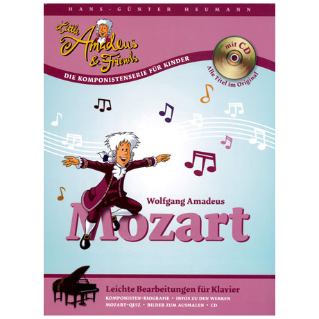 Little Amadeus – Komponistenserie Mozart