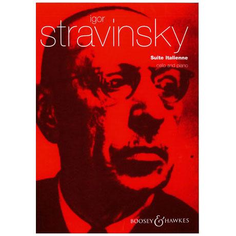 Strawinsky, Igor: Suite Italienne