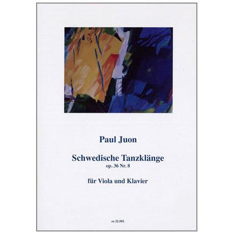 Juon, P.: Schwedische Tanzklänge Op.36,8