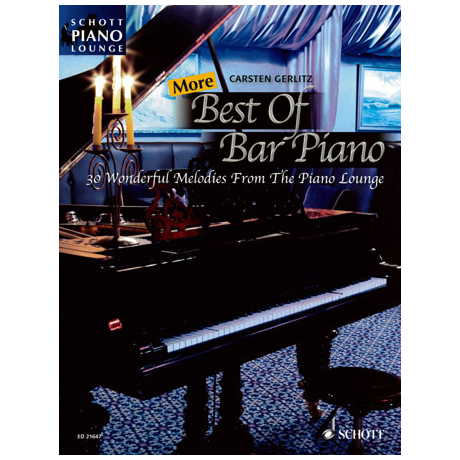 Schott Piano Lounge – More Best Of Bar Piano