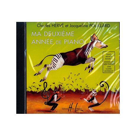 Mein Zweites Jahr Klavierunterricht (CD)