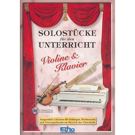 Solostücke für den Unterricht (+CD)