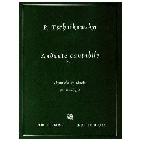 Tschaikowski, P.I.: Andante cantabile Op.11