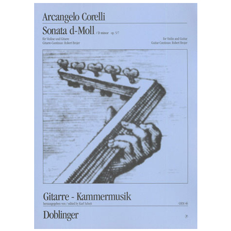 Corelli, A.: Sonate d-moll Op.5 Nr.7